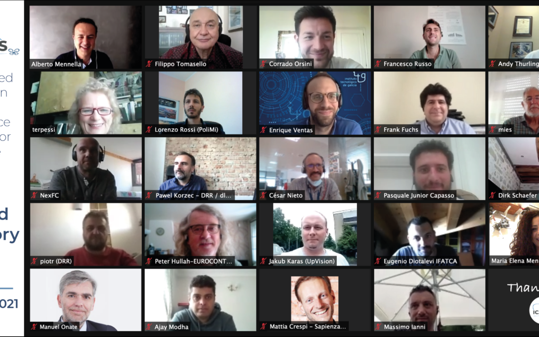 """""""May I ask a question?"""" – What we learned from the 2nd Advisory Board"""